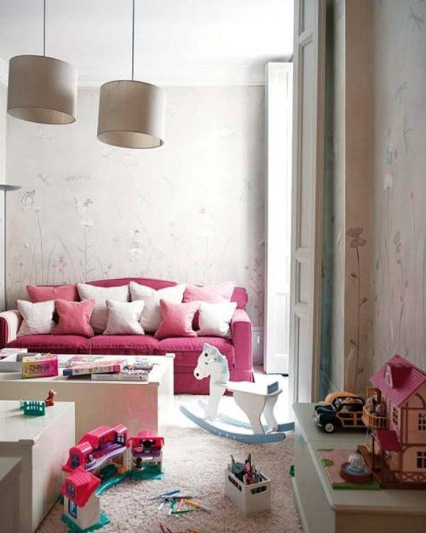 Habitación infantil de colores | Decorar tu casa es facilisimo.com