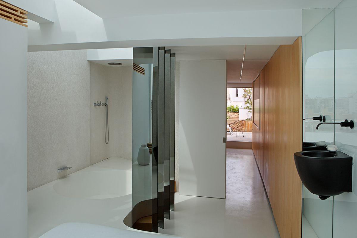 Il bagno in camera nel 2019 Arredo bagno moderno, Bagno