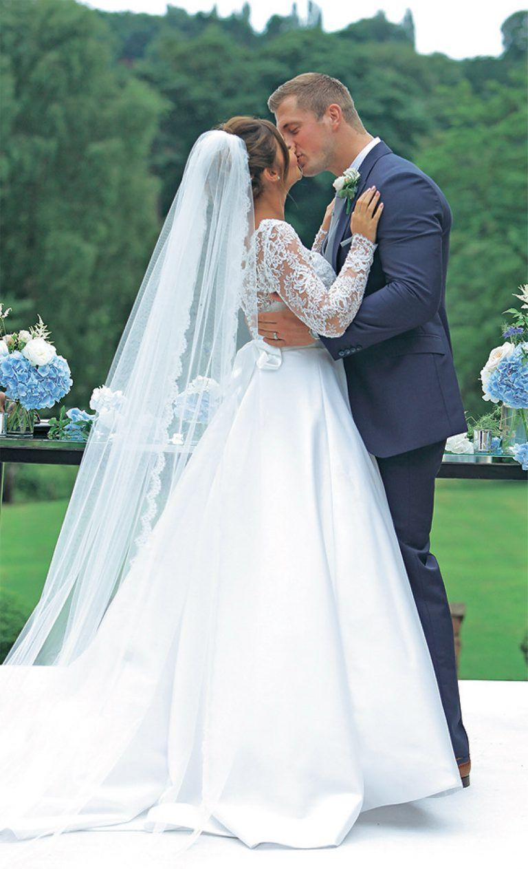 Cheshire Brides | Cheshire Bridal Wear - Jaqueline Jossa & Dan Osborne