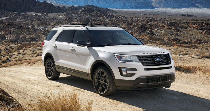 2018 Ford Explorer Sport Redesign Exterior Ford Is A Name For Stability Comfort And Ease And High Qua Ford Explorer Ford Explorer Sport 2019 Ford Explorer
