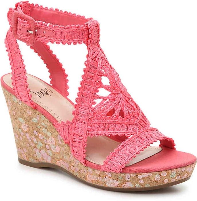 71613cb6ea3 50 Of The Best Wedges This Summer- Summer  Awesome  Need These Wedges-Shop  the Look from -ShopTrendy - ShopStyle