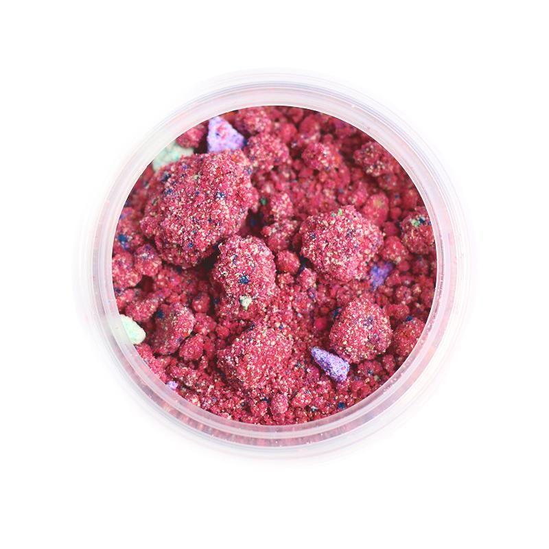Confetti bon bon foaming bubble bath soak bath soak