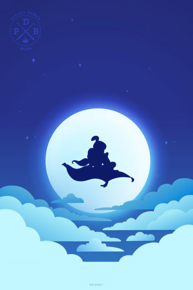 2019 'Aladdin' Wallpaper - iPhone/Android