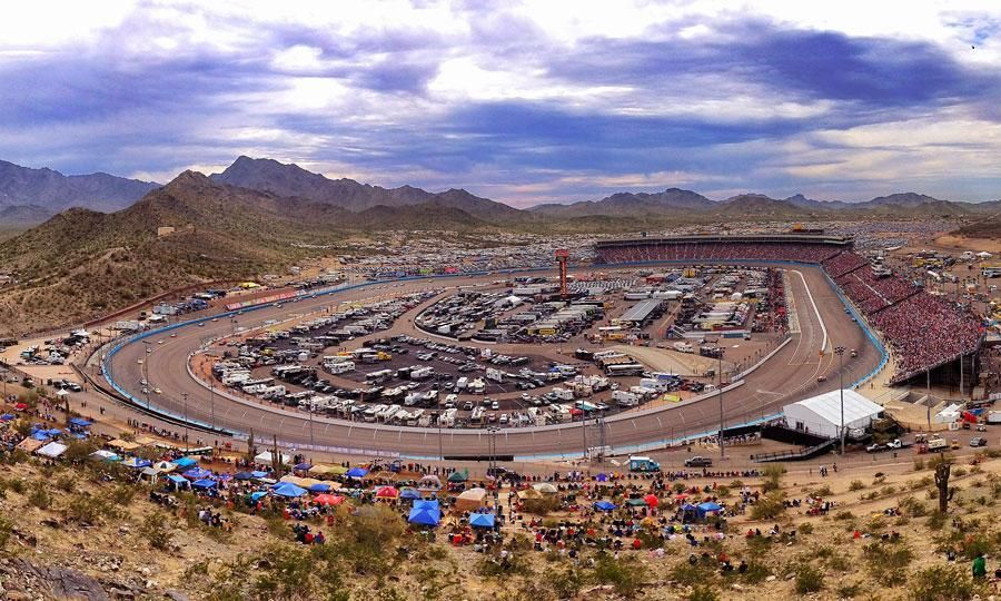 Phoenix international raceway seating chart view need race