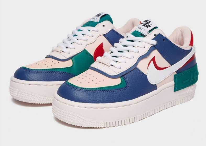 Nike Air Force 1 Shadow Women's | Nike air, Nike air force, Nike
