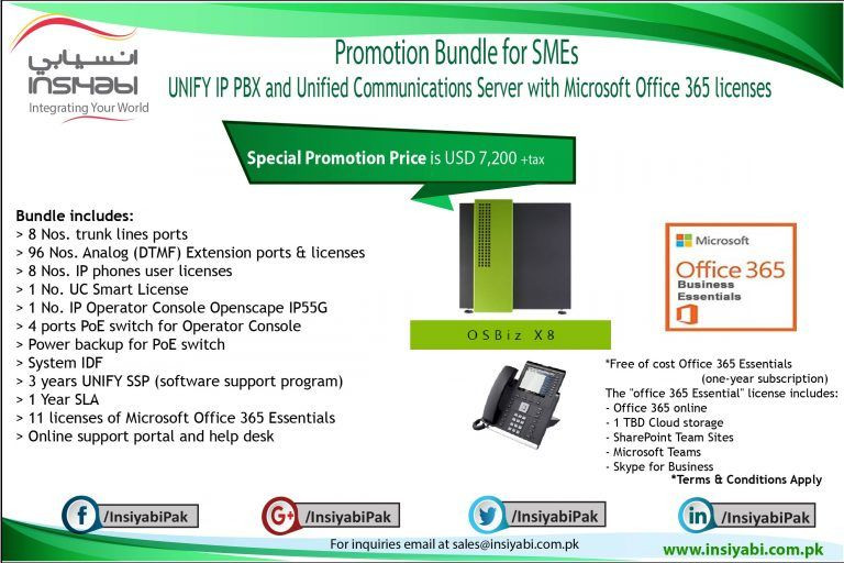 Promotions Unified Communications Systems Integrator Promotion