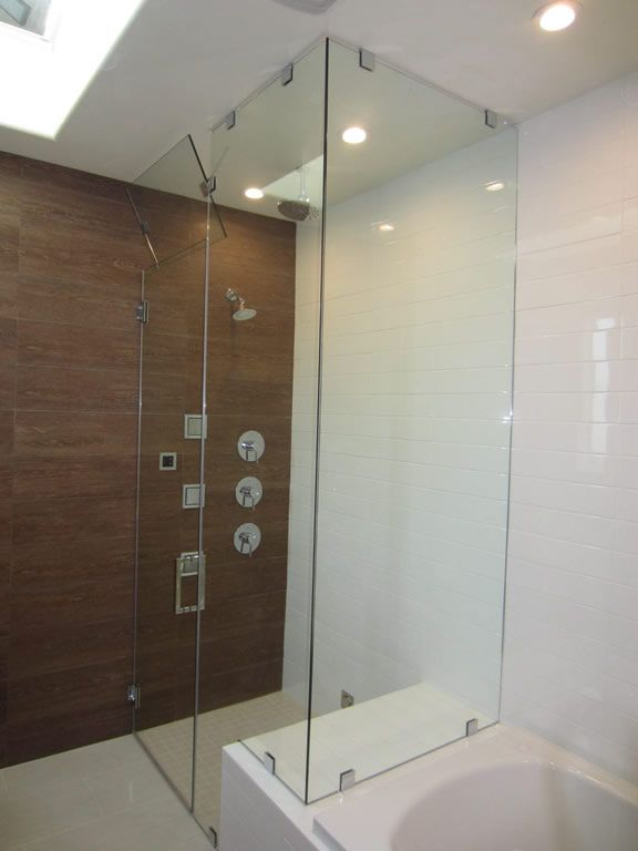 Glass Steam Shower With Vent Steam Showers Shower Vent Shower