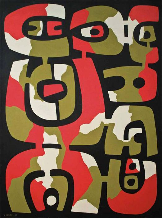 maria freire composition-17 de Julio-1968