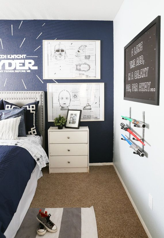 Pin By Sara Ley On Beautiful Beds In 2021 Star Wars Kids Bedroom Star Wars Bedroom Star Wars Kids Room