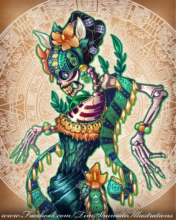 Tim Shumate art. Would love to see this tattooed.