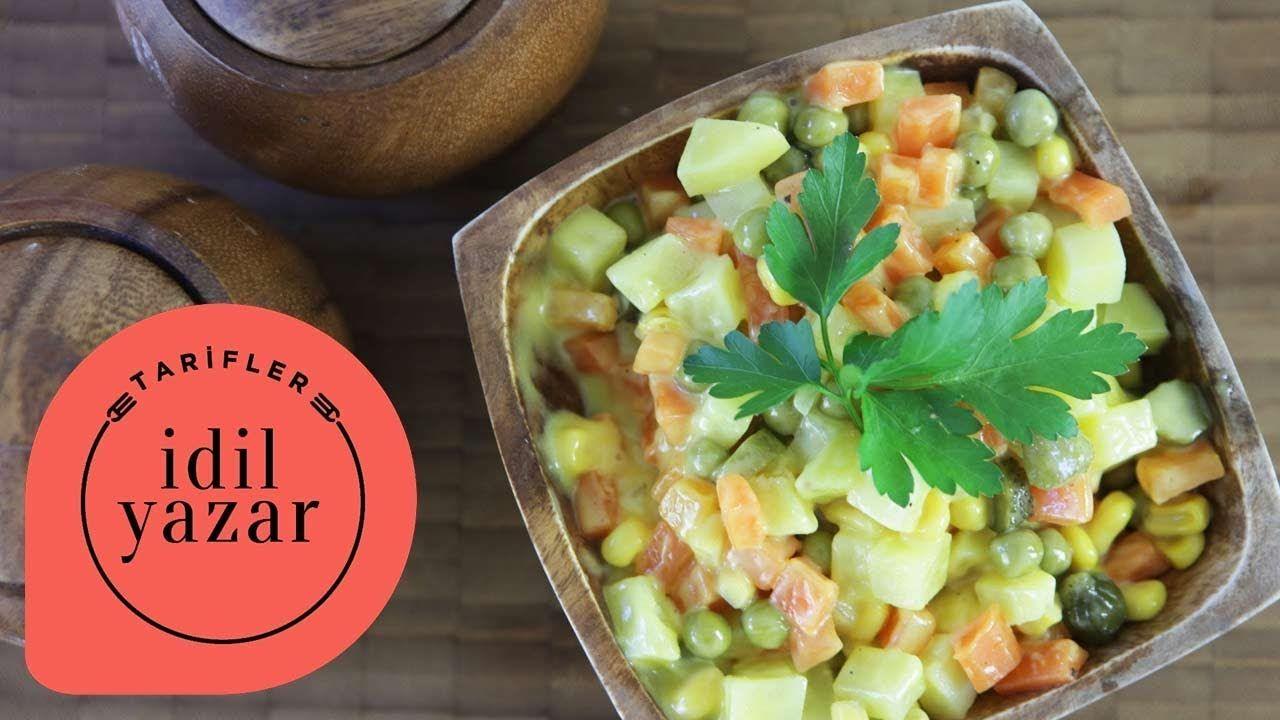 yemek: rus salatası 2 [33]