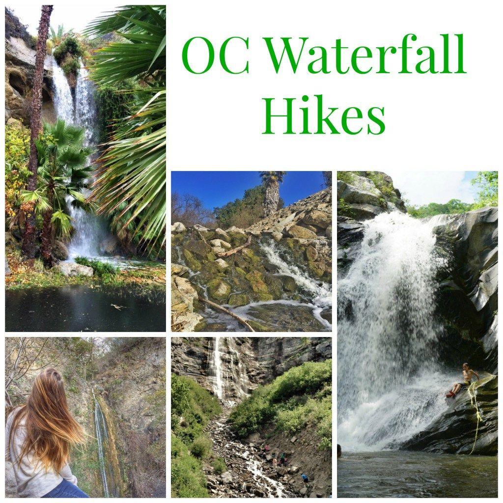 OC Waterfall Hikes - OC Mom Blog