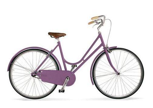 Vintage Bicycle Gorgeous Bicycle Purple Bike Vintage Bicycles