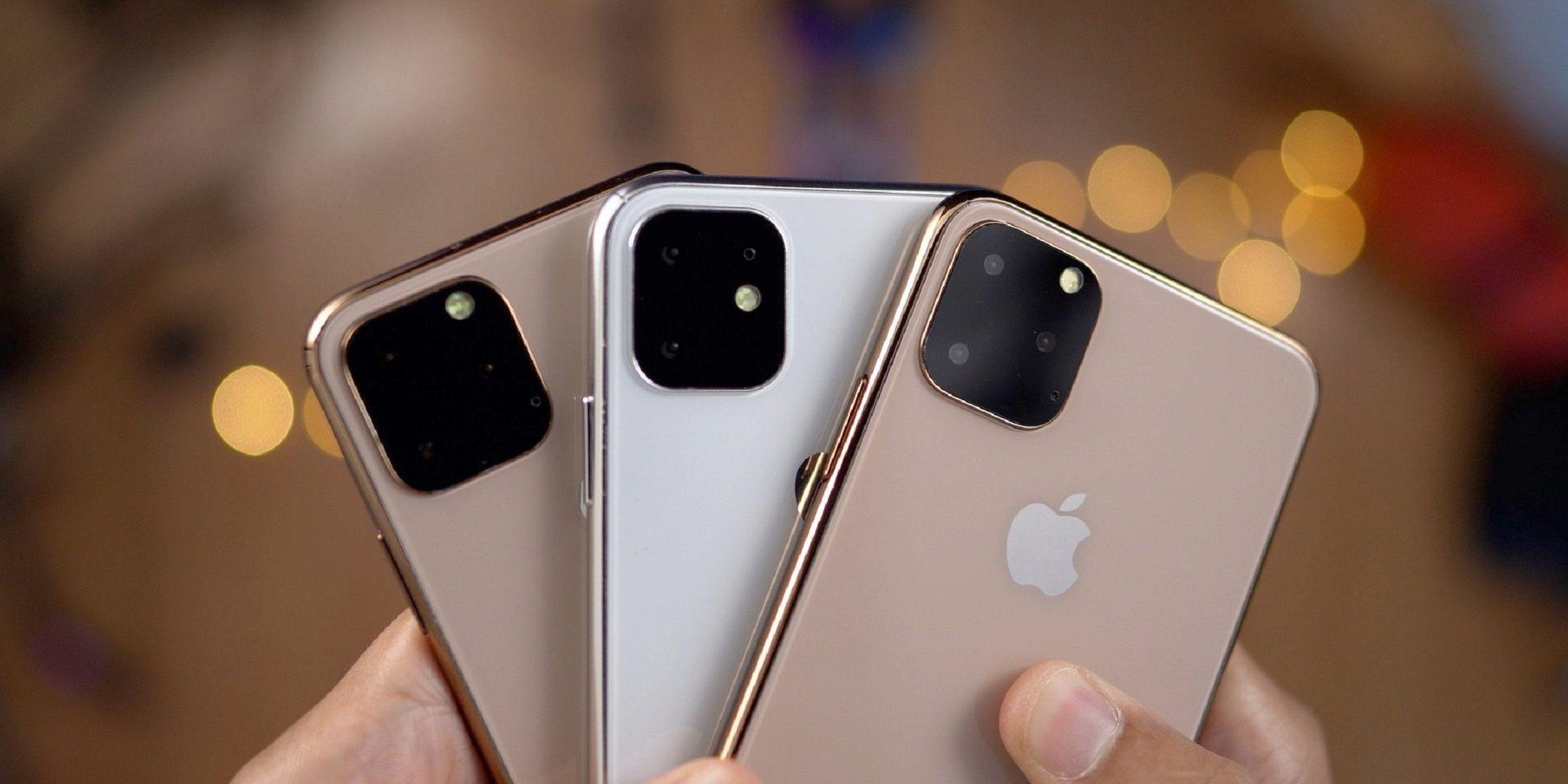 دليل جديد في Ios 13 يكشف عن موعد الإعلان عن هواتف Iphone 11 Iphone Three Iphone Iphone 11