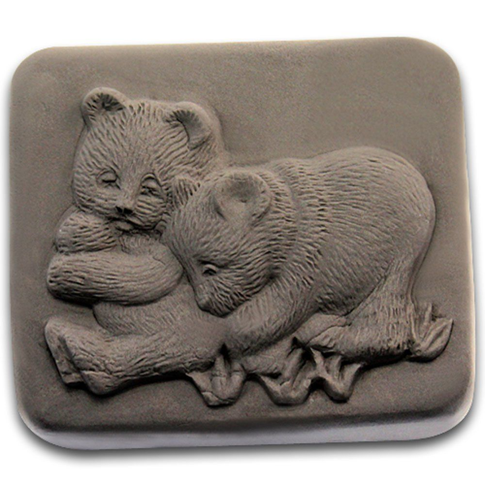 SDONG Bear S145 Craft Art Silicone Soap mold Craft Molds