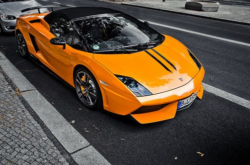 Lamborghini Gallardo Spider , A perfect car