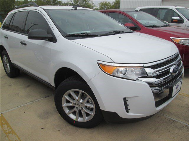 2014 Ford Edge Oxford White For Sale In San Antonio Tx Vin