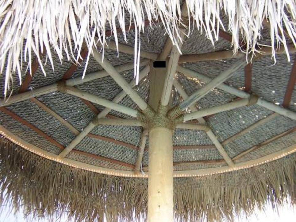 Do It Yourself Outdoor Bar: Easy Do It Yourself Palapa Kits!
