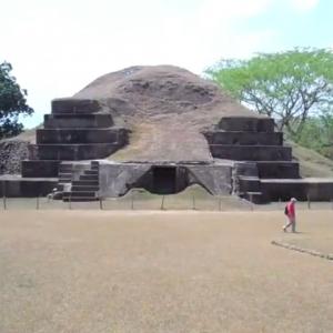 VIDEO: Mayan Ruins of Central America: San Andres | Mayan ruins ...
