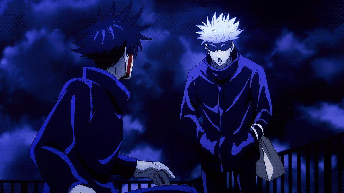 Jujutsu Gif On Twitter Jujutsu Anime Haikyuu Anime
