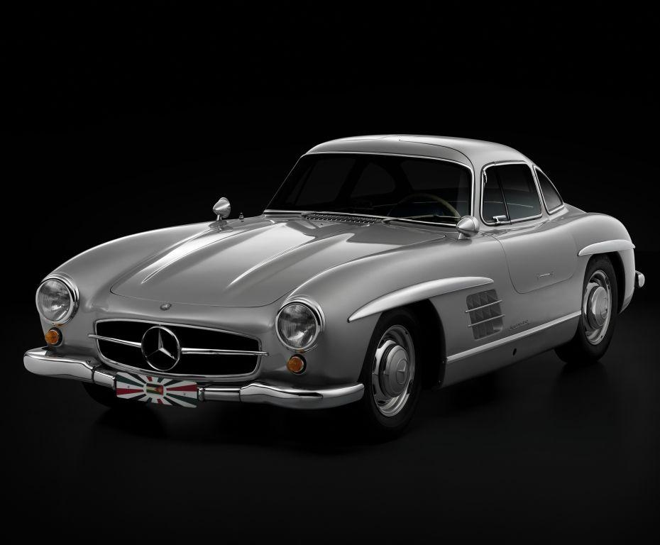 Mercedes-Benz 300 SL (W198) \'1955 | Автомобілі | Pinterest ...