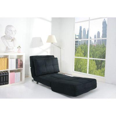 futon chair leader lifestyle rita futon chair bed   wayfair uk   sofa beds
