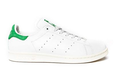 Adidas Stan Smith sneakers are timeless, but they're suddenly very trendy, too. Photo by Adidas