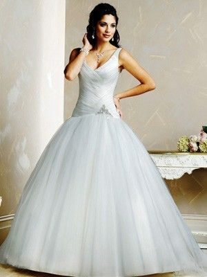 Pick Ballroom wedding dresses 2012 To get Princess or queen ...