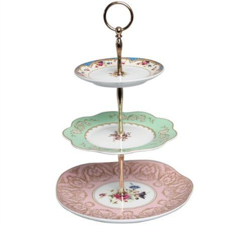 3 Tier Regency Cake Stand Co Uk Kitchen Home