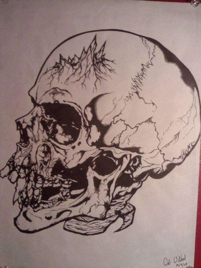 Metallica Skull V2 By Xtoxicity412 Jpg 774 1032 Skull Tattoos Skull Art Skull