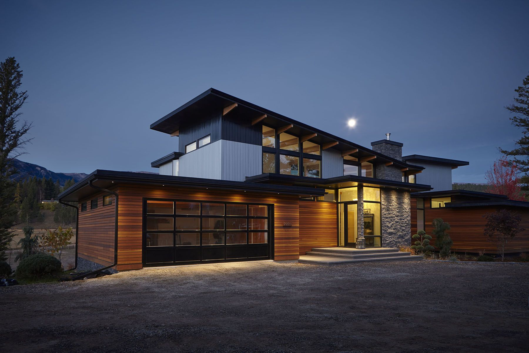 Modern Home Designs   Lindal Cedar Homes   Kit Homes