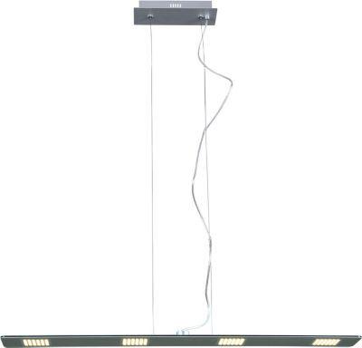 Heitronic LED Pendelleuchte STYLE, Aluminium Jetzt bestellen unter: https://moebel.ladendirekt.de/lampen/deckenleuchten/pendelleuchten/?uid=4a23d45f-e9a9-58e5-a335-db9ced1283e3&utm_source=pinterest&utm_medium=pin&utm_campaign=boards #deckenleuchten #heim #pendelleuchten #lampen
