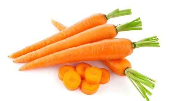 Una técnica a base de zanahoria que te ayuda a decirle que no a la caída del cabello