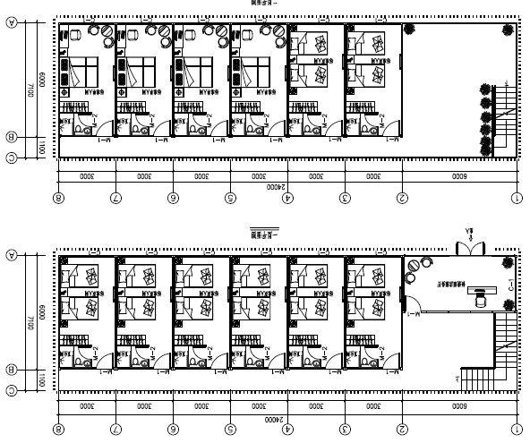 Container Home Floor Plans: Hotel Floor Plan, Hotel Room