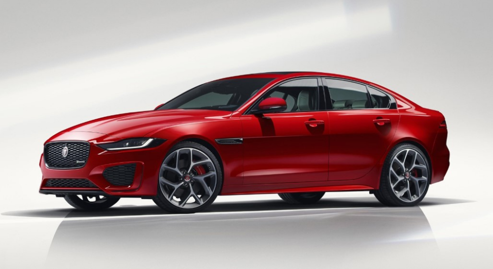 Introducing The New 2020 Jaguar Xe Con Imagenes Autos Portal