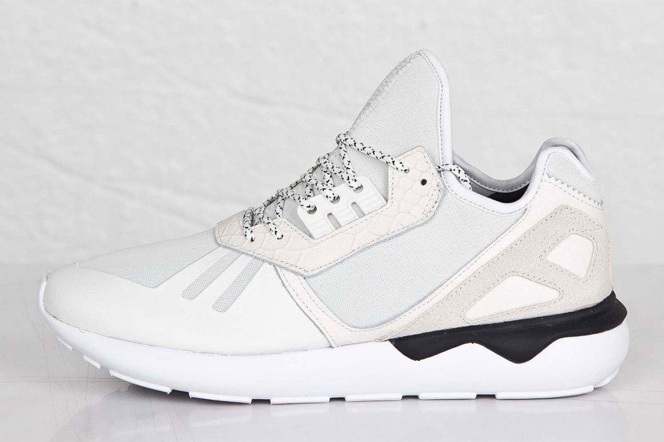 Adidas Consortium Tubular Runner - Pure White
