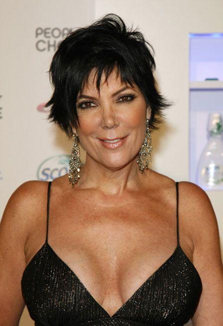 Picture Of Kris Jenners Haircut Kris Jenner Plastic Surgery
