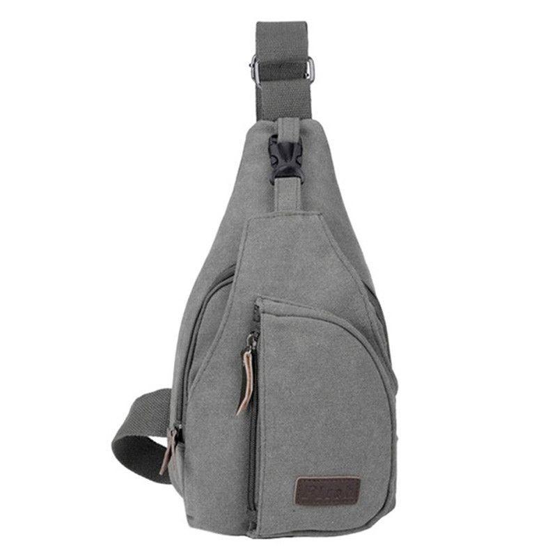 Military Messenger Shoulder Bag for Outdoor Travel Hiking Sport Canvas dedf6949e14a4