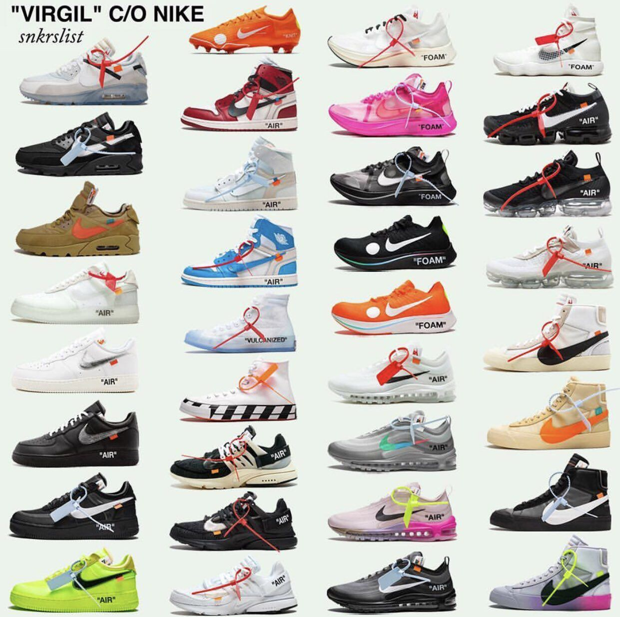 Entire The 10 Collection | Sneakers