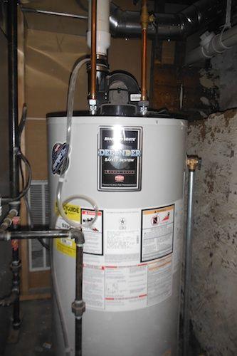 High Efficiency Bradford White Water Heater Installation Water Heater Installation Water Heater Repair Sump Pump Repair