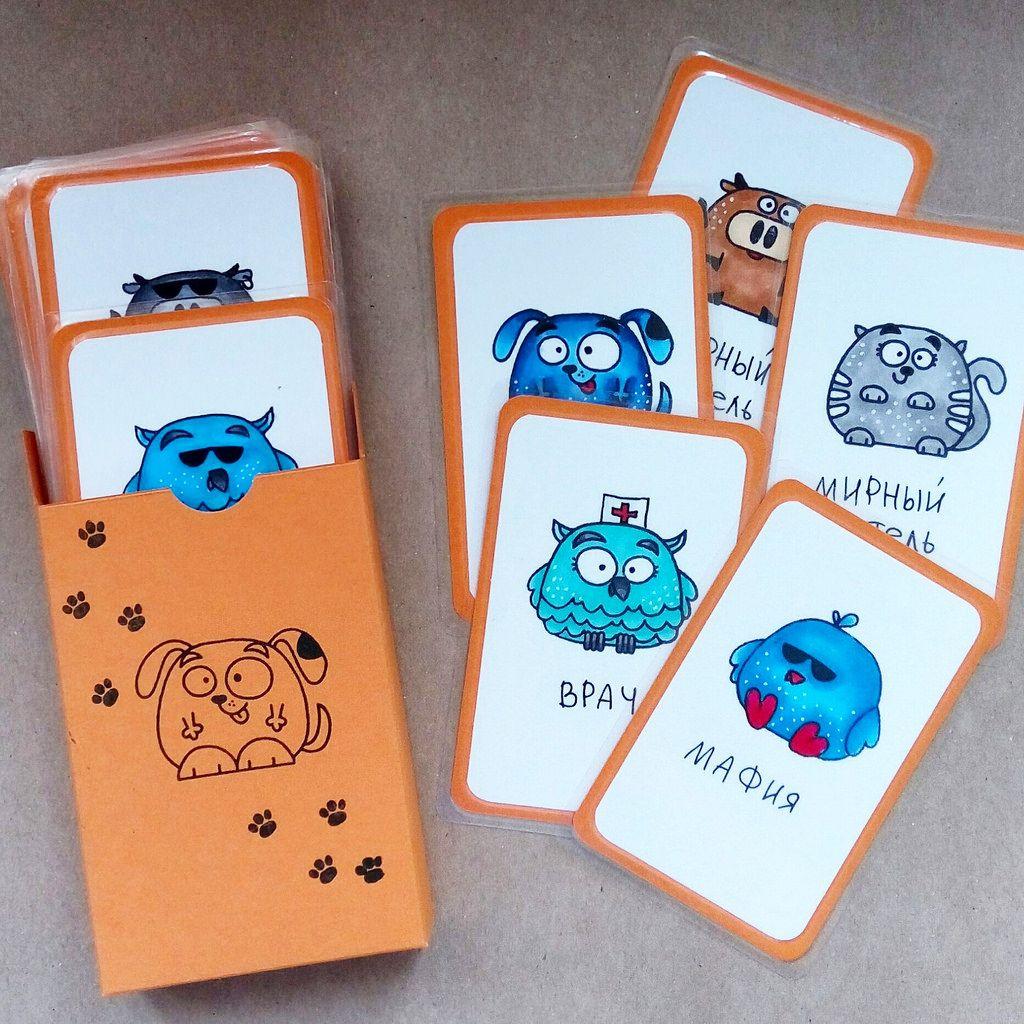 Matching Chubby Chum cards by Natalia Valkovskaya