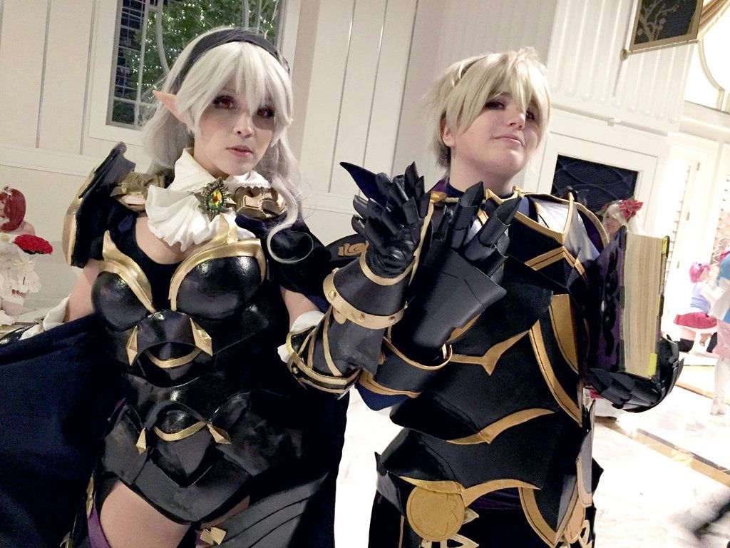 Kamui fire emblem cosplay