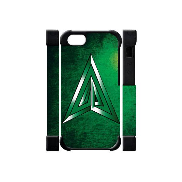 Green Arrow Symbol Iphone 6 6s Rubber Case 97 Liked On
