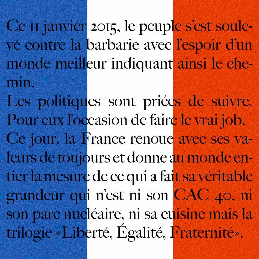 Blog De Paul Jorion Liberte Egalite Fraternite Monde Meilleur Le Monde