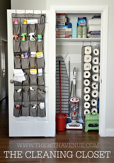 Photo of Organization Ideas: 20 Easy Storage For Your Home