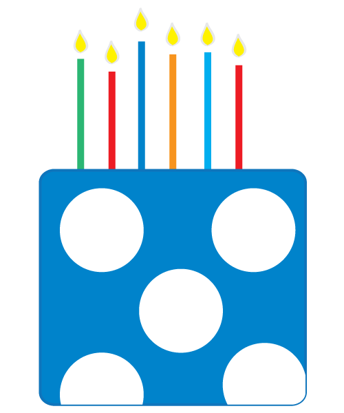 birthday cake clip art borders google search party images rh pinterest ca