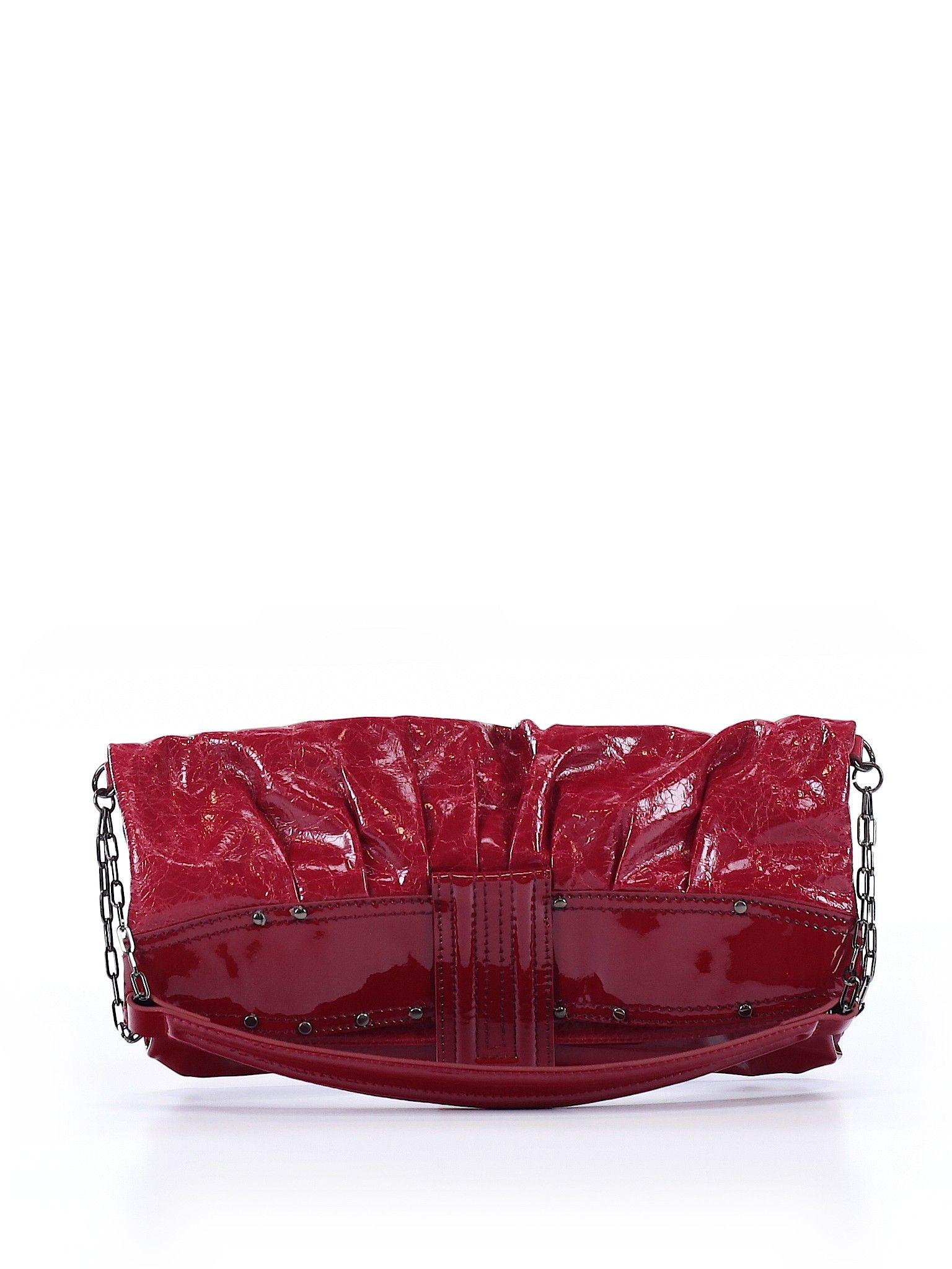Accessories Shoulder Bag Women Red Solid Bags Second Hand Clothes Designer Handbags On Sale Shoulder Bag