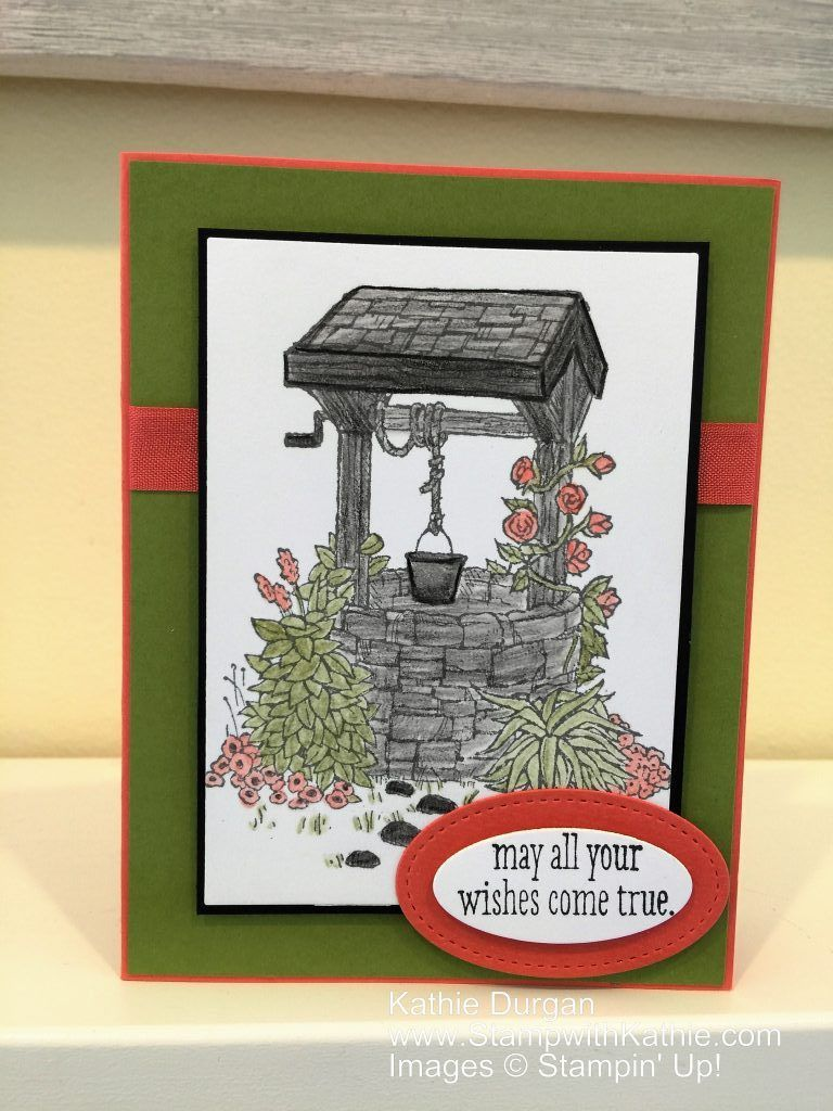 Stampin' Up! Bright Wishes
