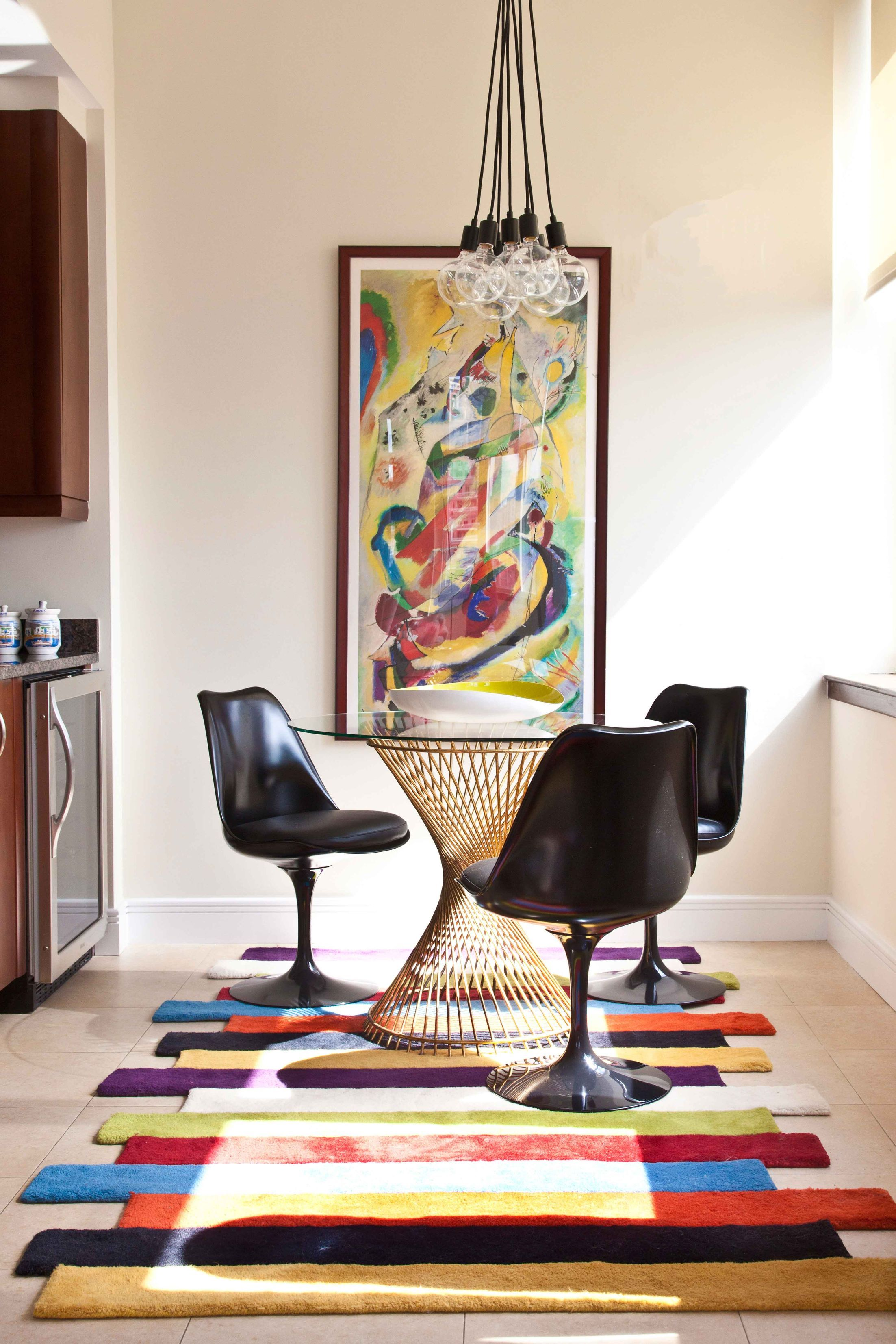 Dining eclectic dining room images by allison robins lind interiors wayfair