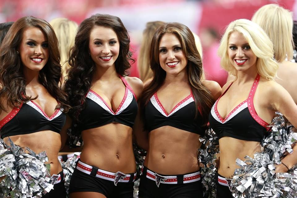 Atlanta Falcons Cheerleader Roster Falcons Cheerleaders Atlanta Falcons Football Atlanta Falcons Cheerleaders